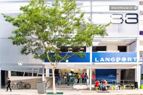 Langports English Language College Brisbane Campus
