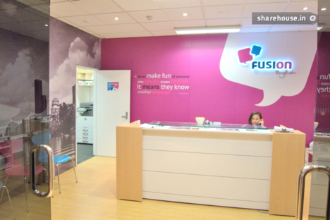 Fusion English Melbourne campus