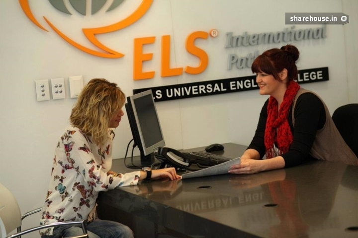 ELS Universal English College シドニー